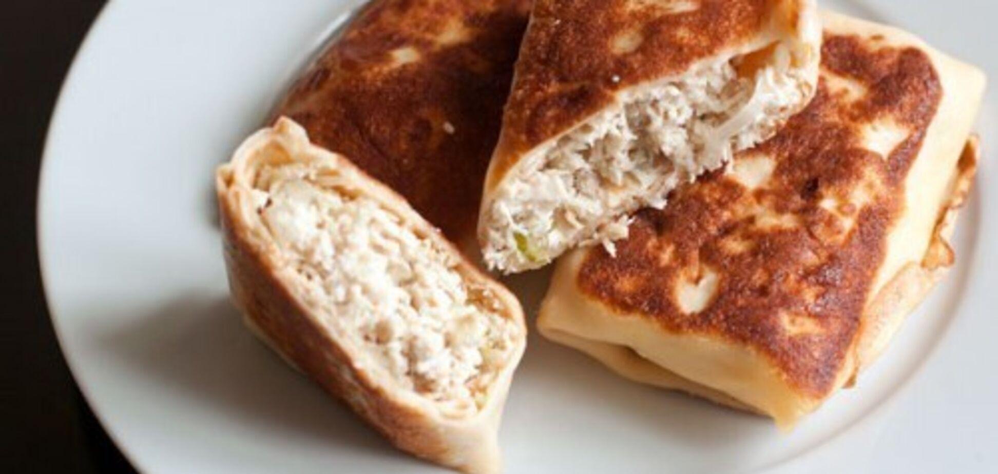 Це просто смакота: рецепт дуже смачної начинки для млинців