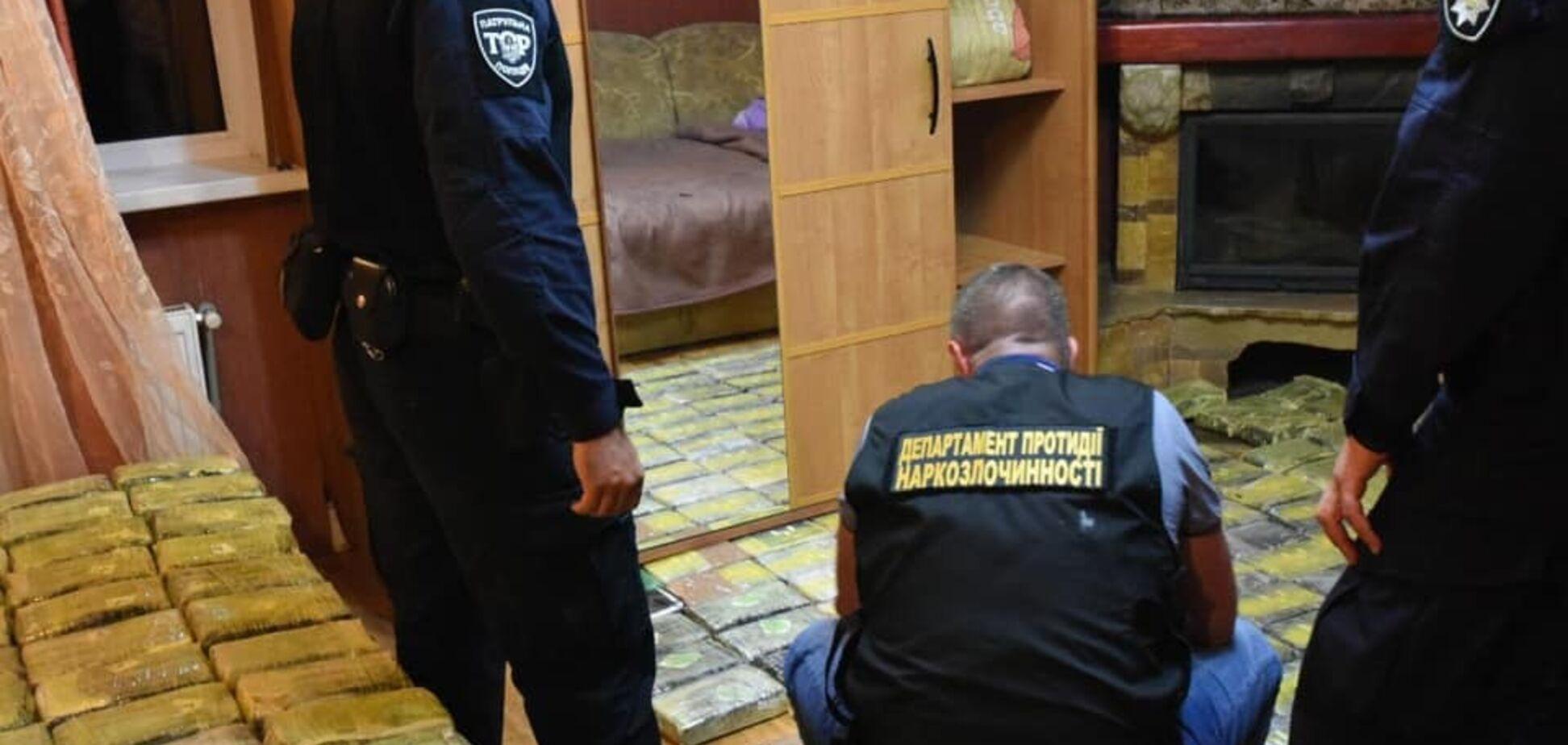 Вилучили 400 кг наркотиків! В Україні 'накрили' міжнародний синдикат наркоторговців