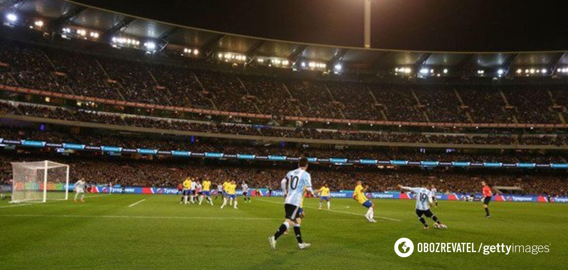 Де дивитися онлайн футбол Бразилія — Аргентина: розклад трансляцій 1/2 фіналу Копа Америка