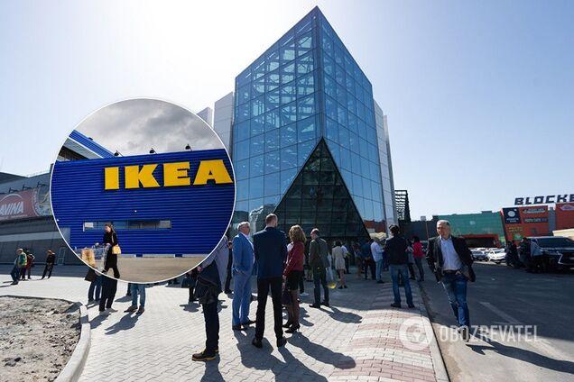 IKEA может перенести открытие первого магазина в Украине