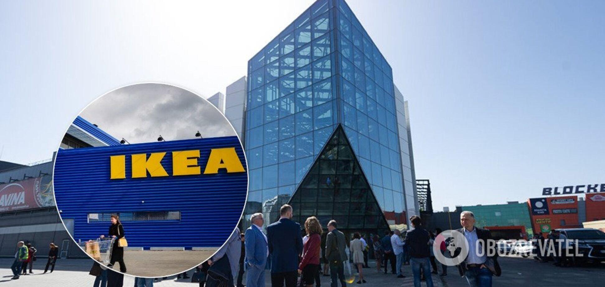 IKEA откроет свой первый магазин в новом ТРЦ: компания поменяла локацию