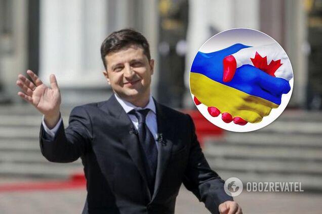 Украинцам упростят поездки в Канаду