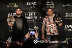 Хабіб — Пор'є: названо фаворита чемпіонського бою UFC