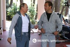 Медведева отправят в отставку