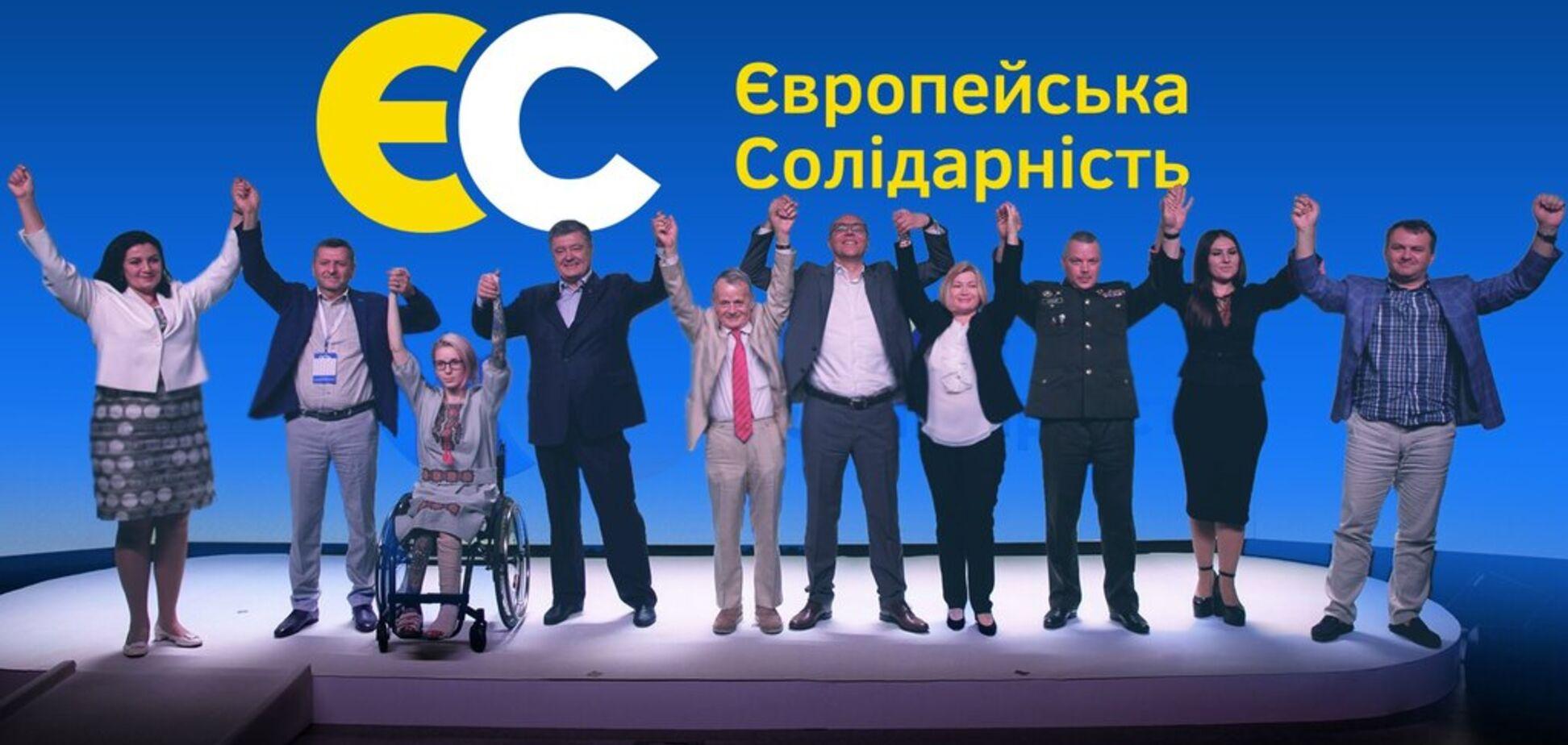 'ЄС' швидко зростає: з'явилися свіжі рейтинги партій