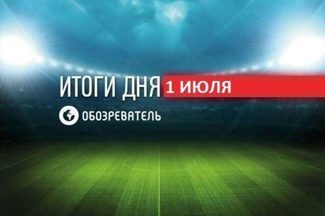 Росіянина позбавили пояса Усика: спортивні підсумки 1 липня