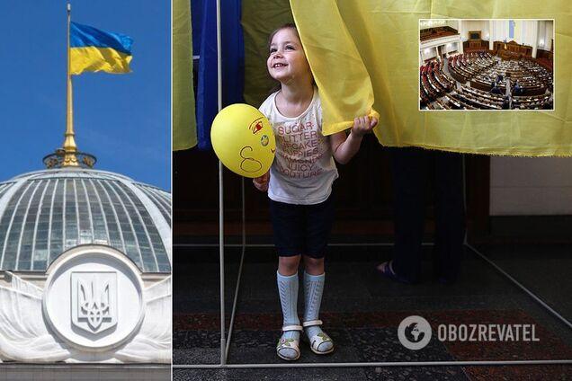 В Украине проходят выборы в Раду