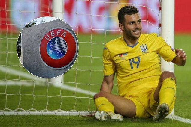 Скандал со сборной Украины: в деле Мораеса поставлена точка