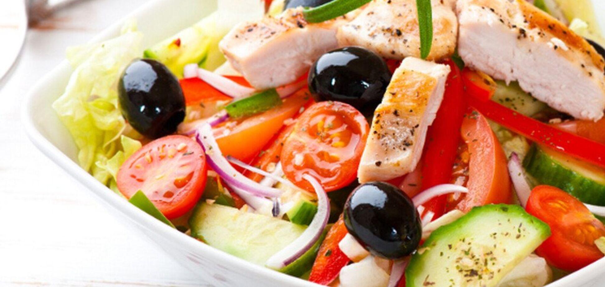 Рецепт самого аппетитного греческого салата