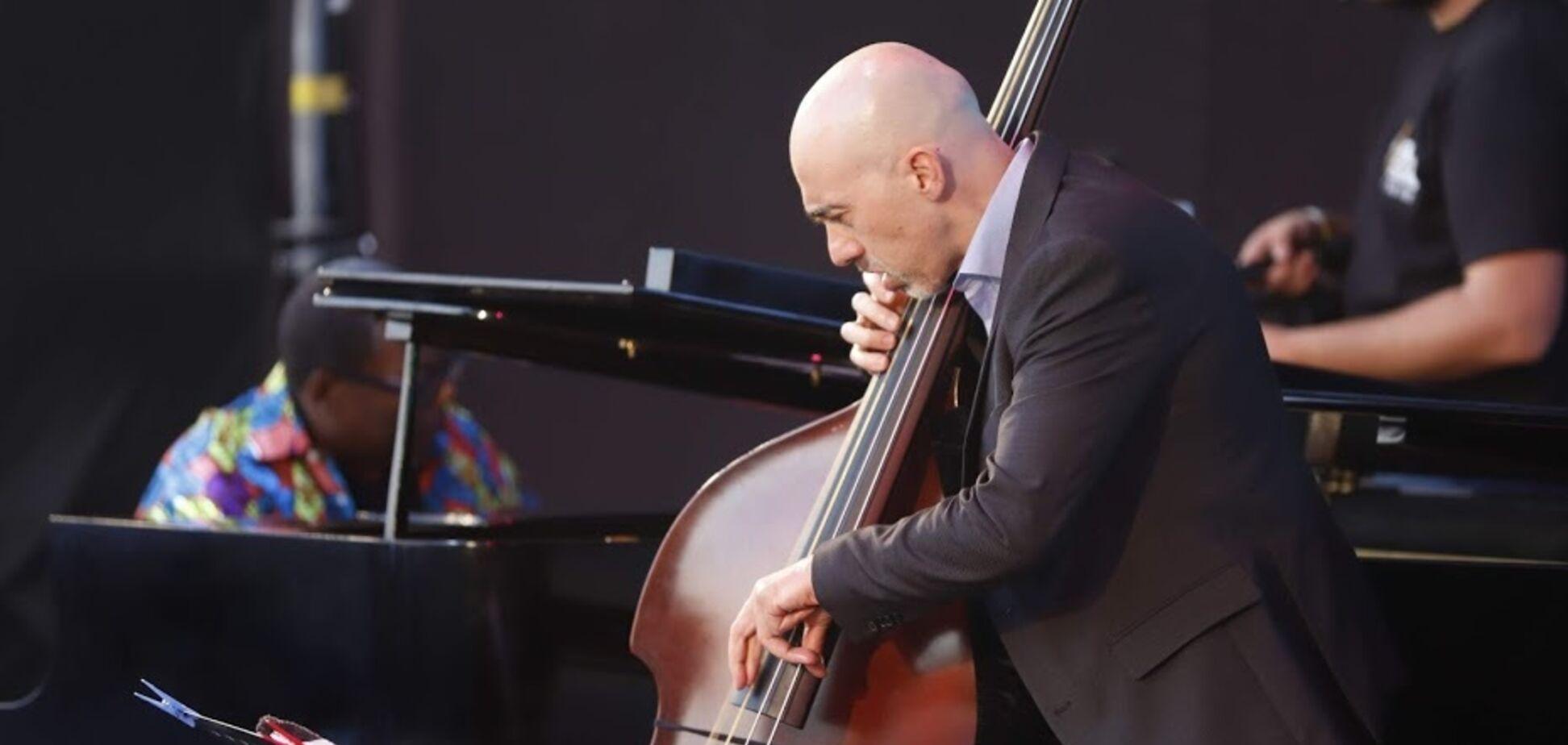 Джаз в Днепре: на Монастырском острове проходит международный джазовый фестиваль