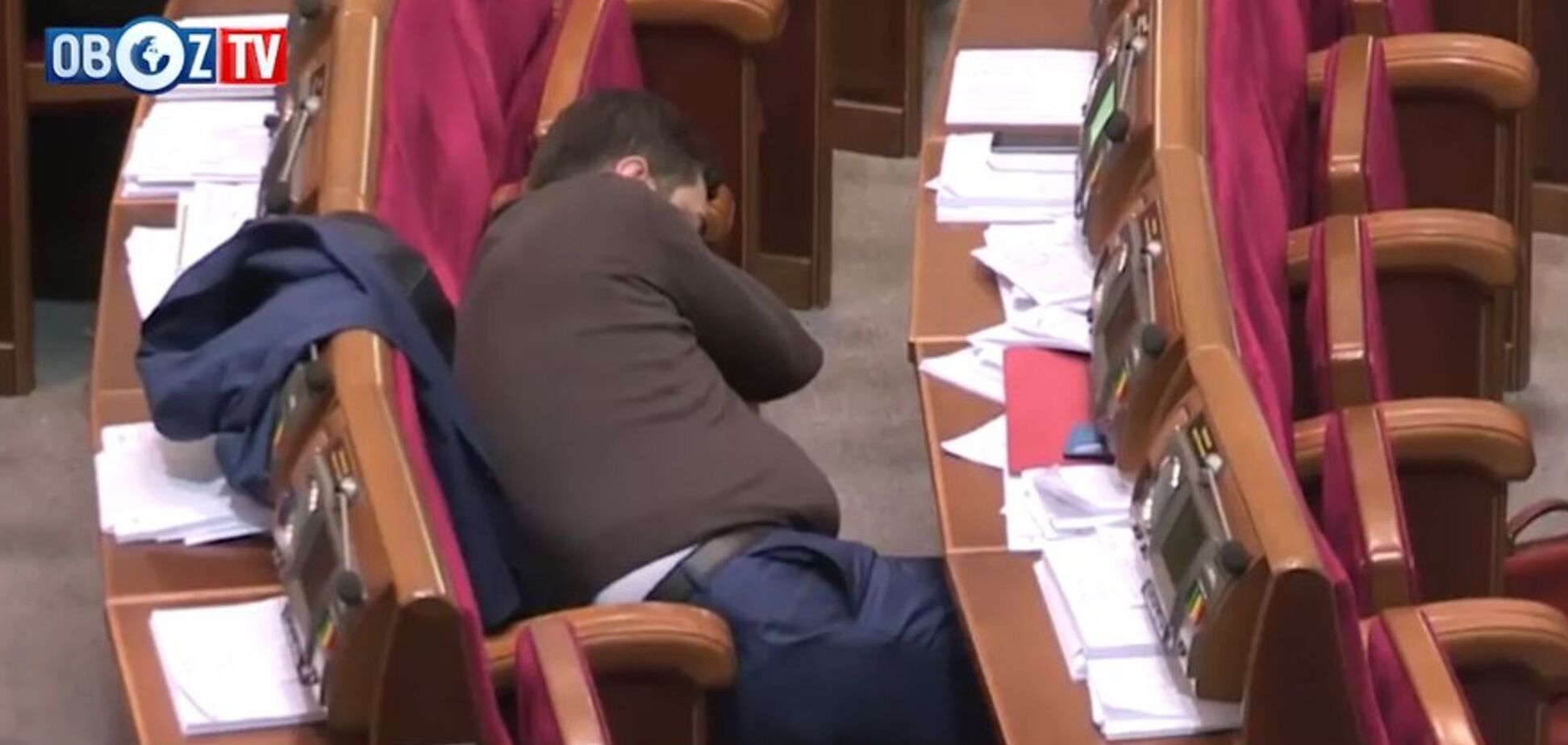 Парламентские тролли