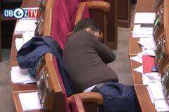 Парламентські тролі