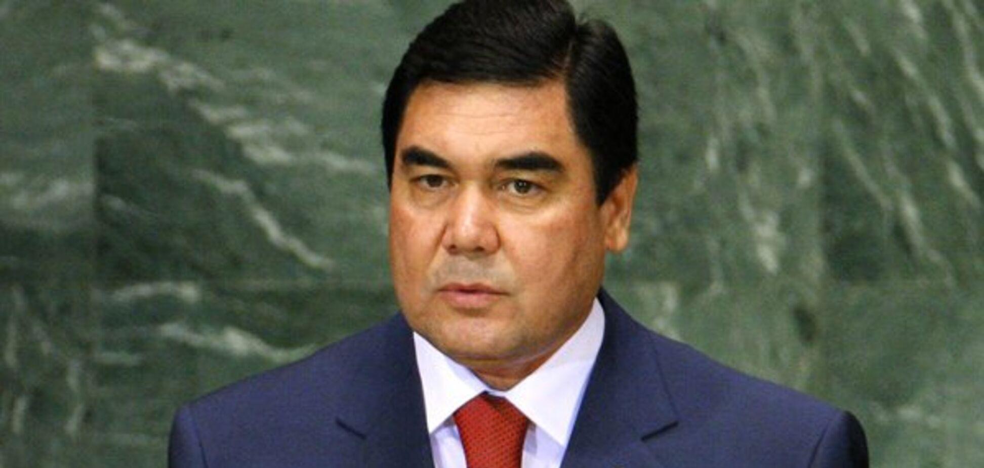 ЗМІ повідомили про раптову смерть президента Туркменістану: секретні служби приховують