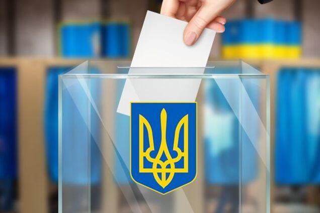 В Украине стартовало голосование на выборах в Раду
