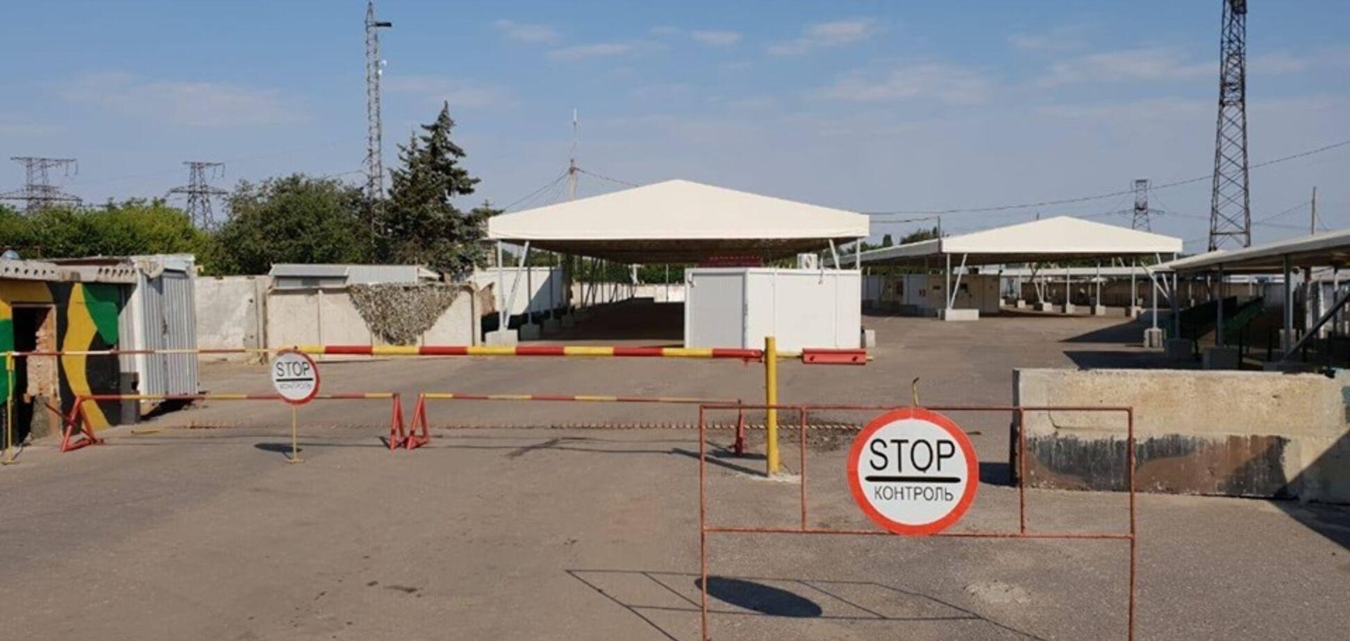 На Донбассе нашли взрывчатку на КППВ: подробности
