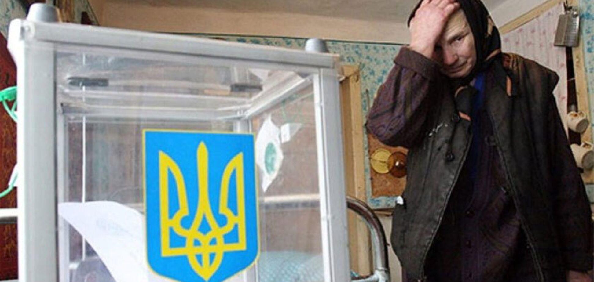 За кого голосует Донбасс?