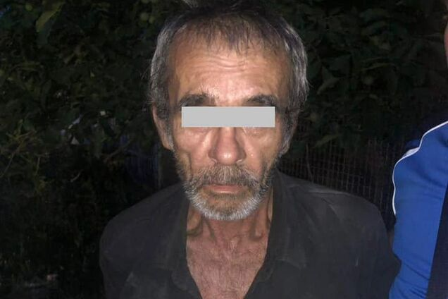 На Днепропетровщине дед изнасиловал девочку