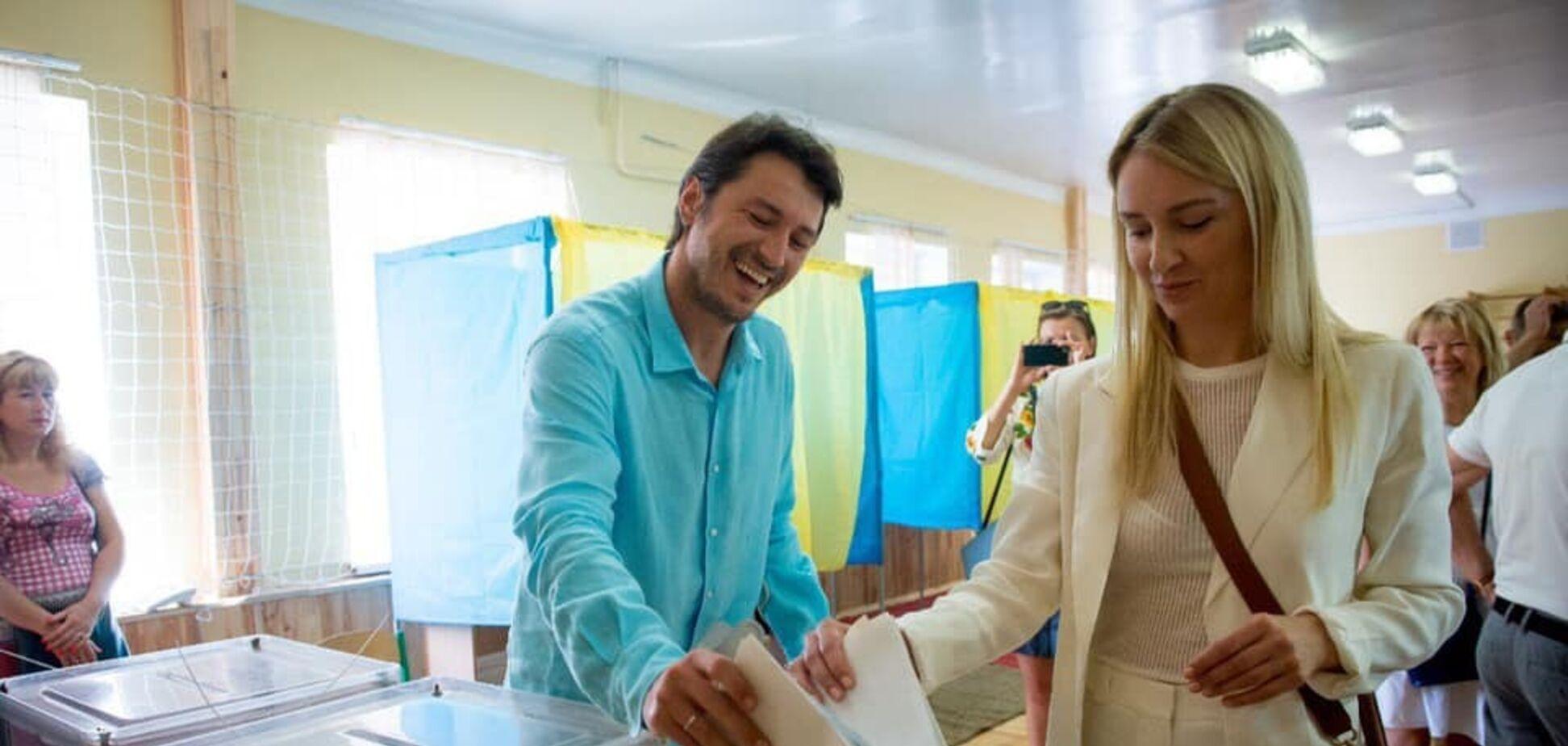 Вибори в Раду-2019: чим в цей день займалися українські зірки