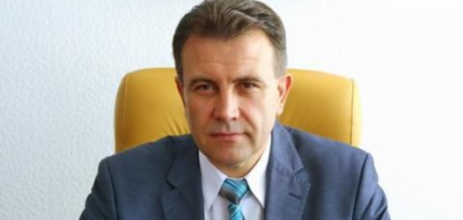 Организовал референдум 'ДНР': на Донетчине в Раду проходит 'царь' Дружковки