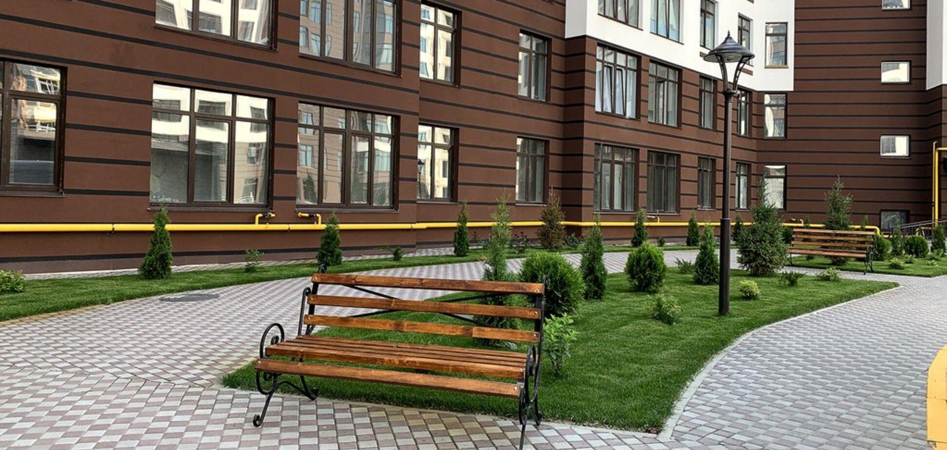Утверждено решение по вводу в эксплуатацию ЖК 'Пражский квартал - 2'