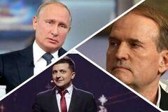 Медведчук позорно проиграл Зеленскому: Кремль недоволен