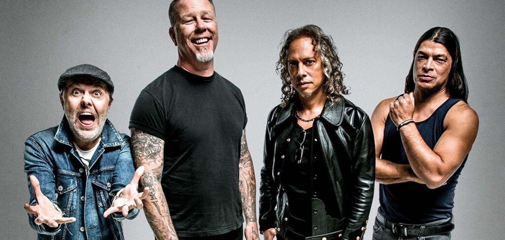 Metallica исполнила песню Цоя на концерте в Москве: сеть в восторге