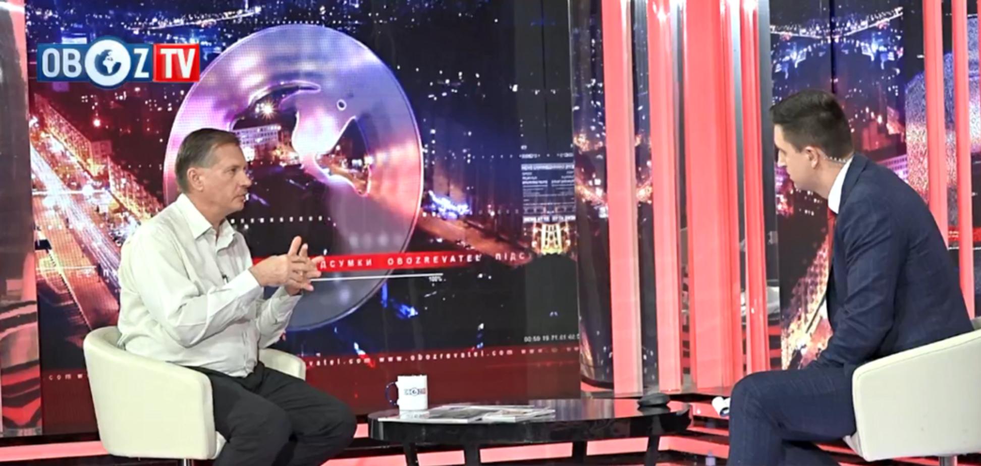 'Это неконституционно': Чорновил разгромил идею Зеленского по новым выборам