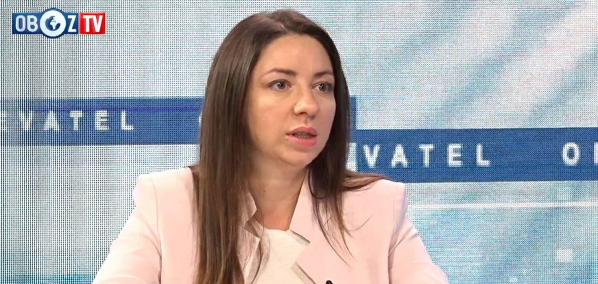 Депутаты от ''Слуги народа'' могут стать непредсказуемыми: политолог предупредила о возможных последствиях