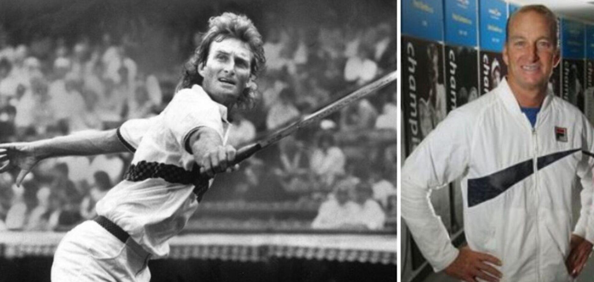 Умер легендарный теннисист