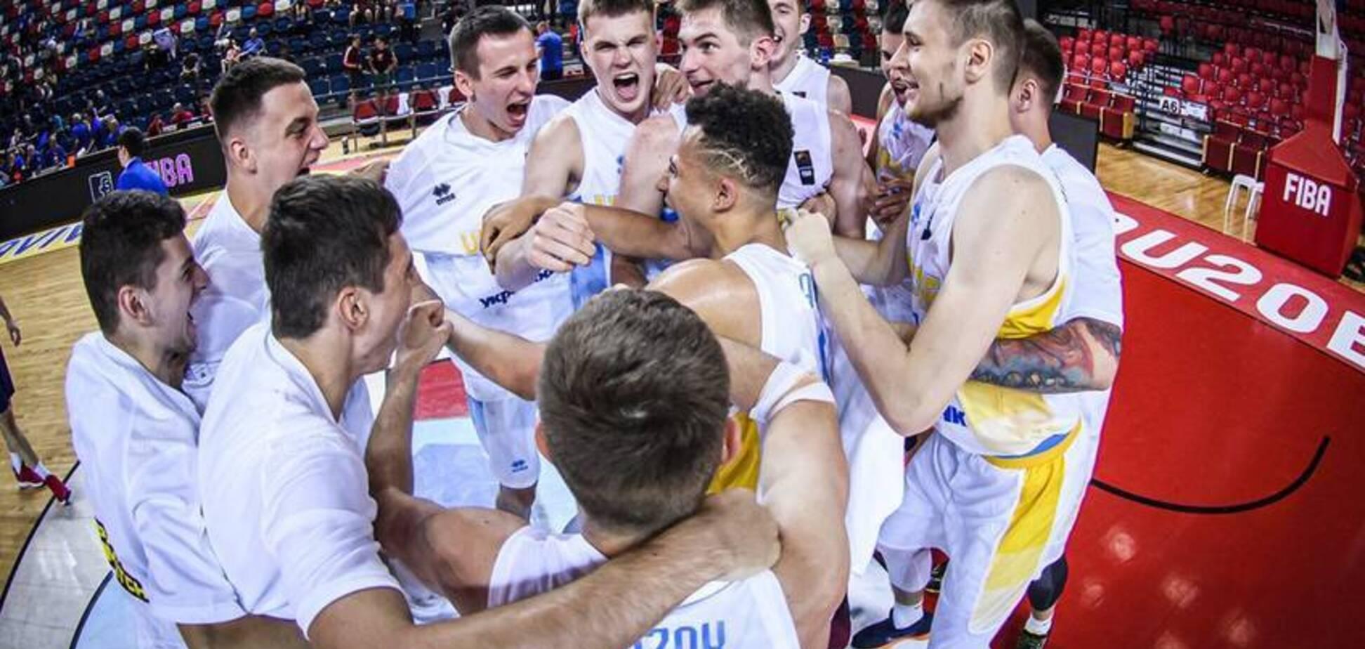 Максимум из минимума: итог для Украины молодежного Евробаскета