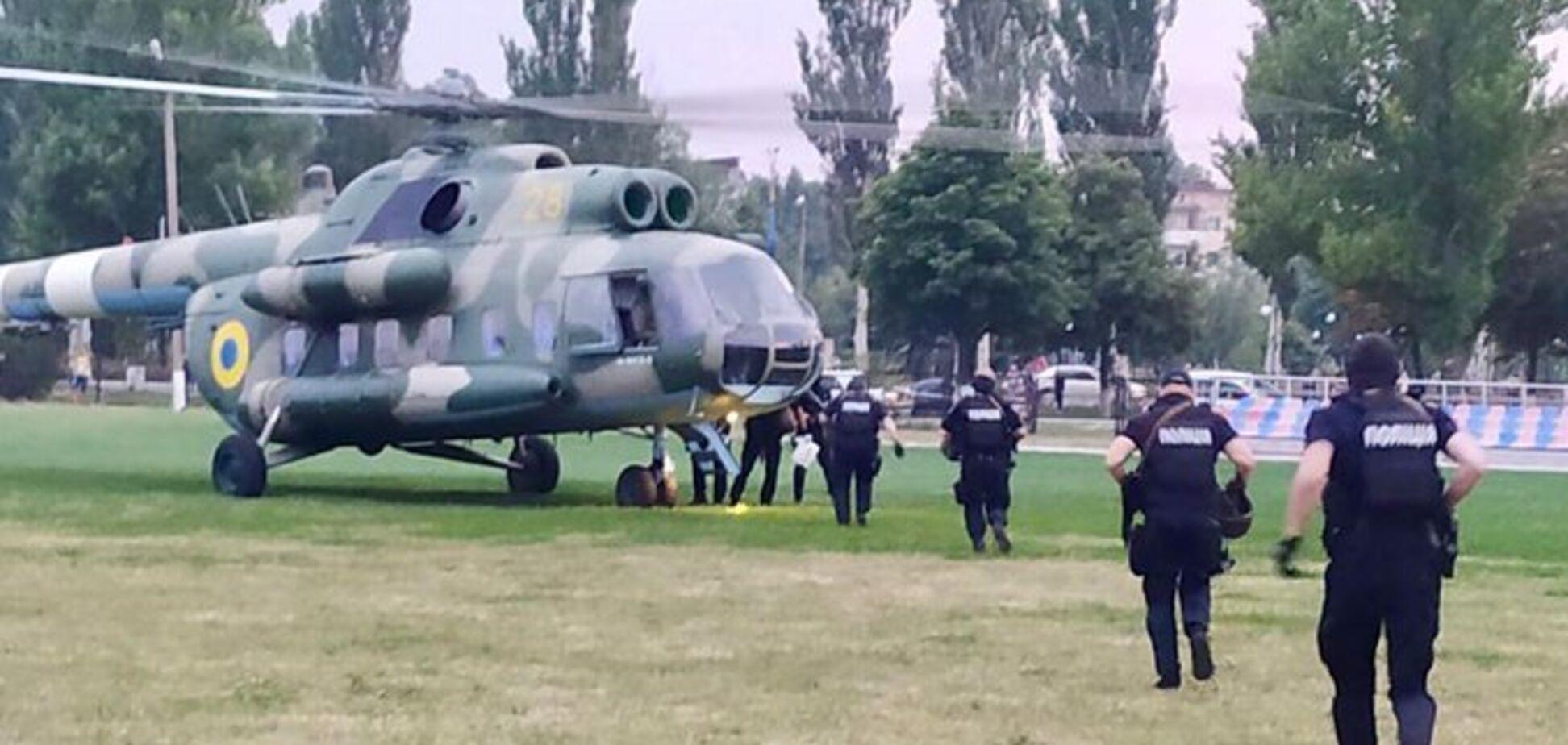 На Донбас перекинули спецназ на вертольотах: що трапилося