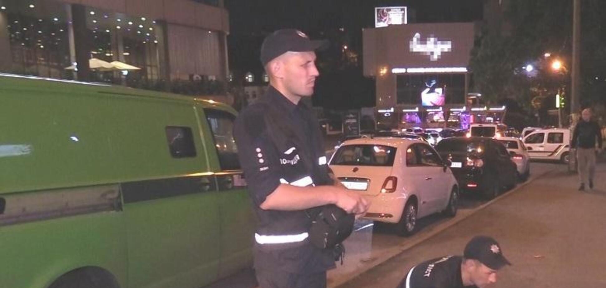 В Киеве 'под носом' у инспекторов ограбили инкассаторскую машину