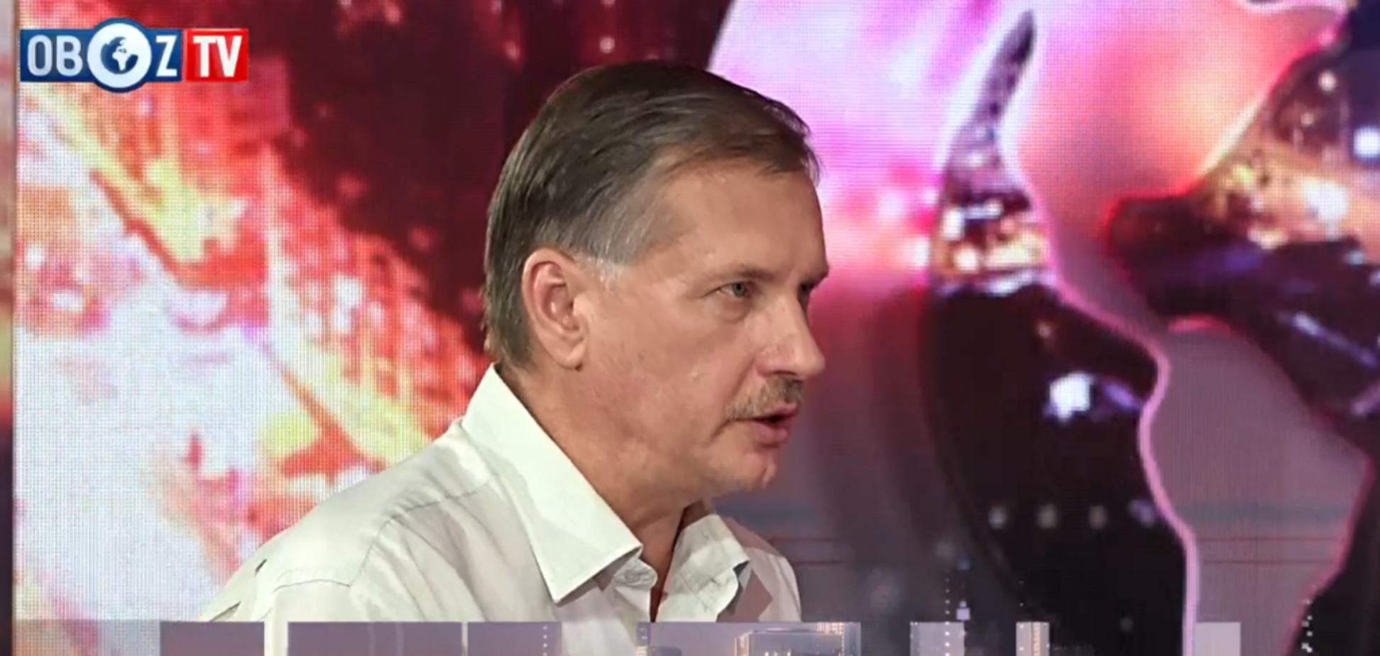 Максимум год: Чорновил дал тревожный прогноз по делу Ефремова