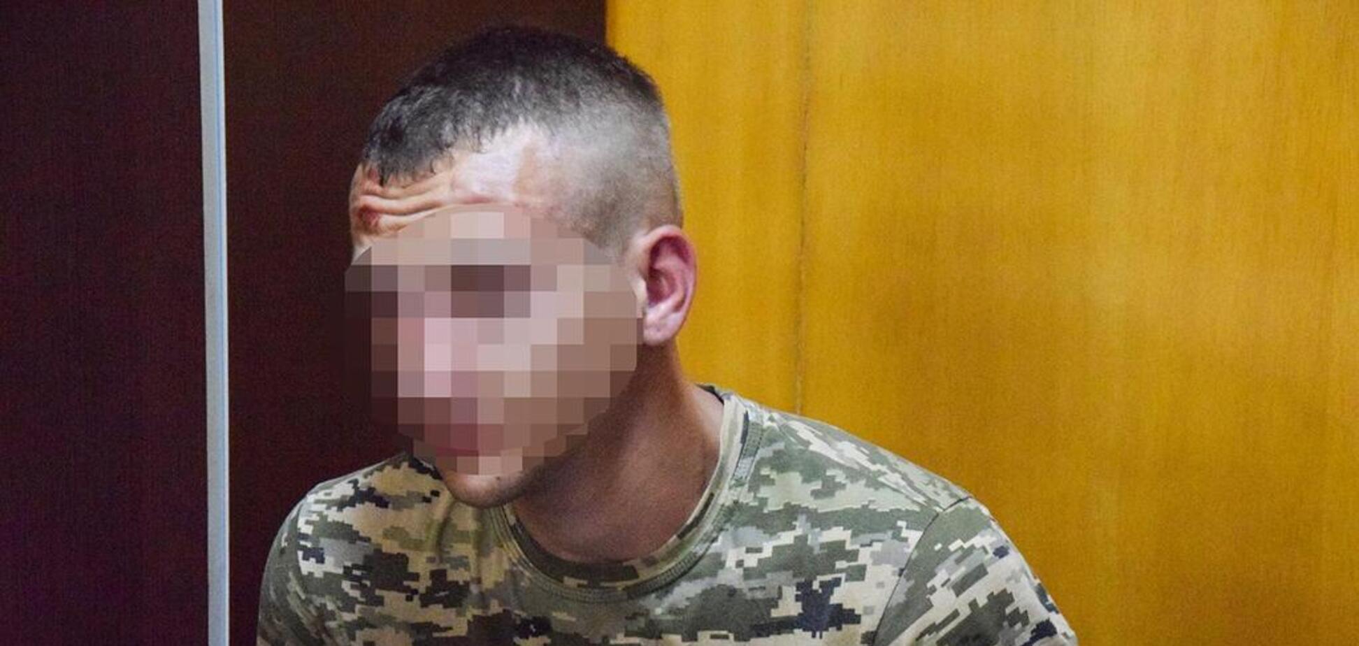В Николаеве поймали военного, нападавшего на женщин
