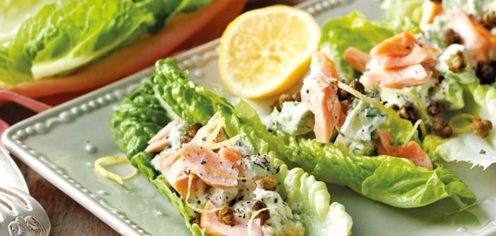 Рецепт найсмачнішого салату Цезар