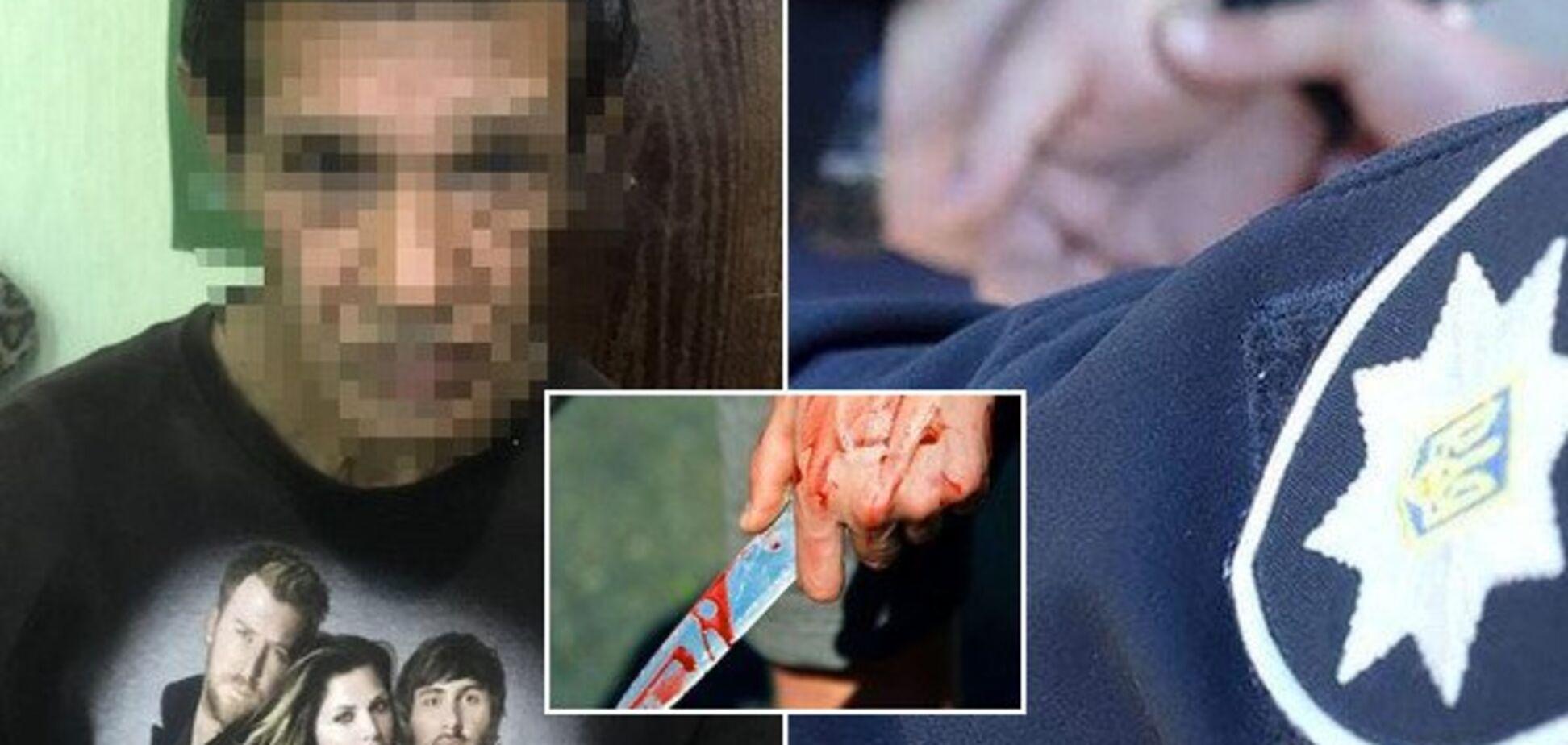 На Днепропетровщине мужчина чуть не убил приятеля из-за долга