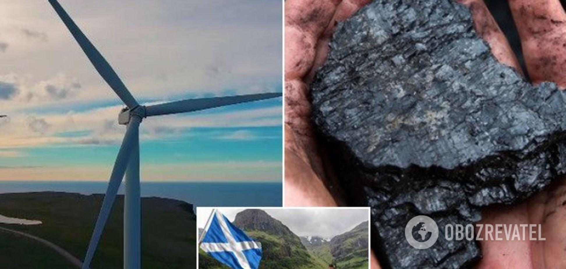 Шотландія знайшла вигоду від сильного вітру: масштаби буде важко уявити