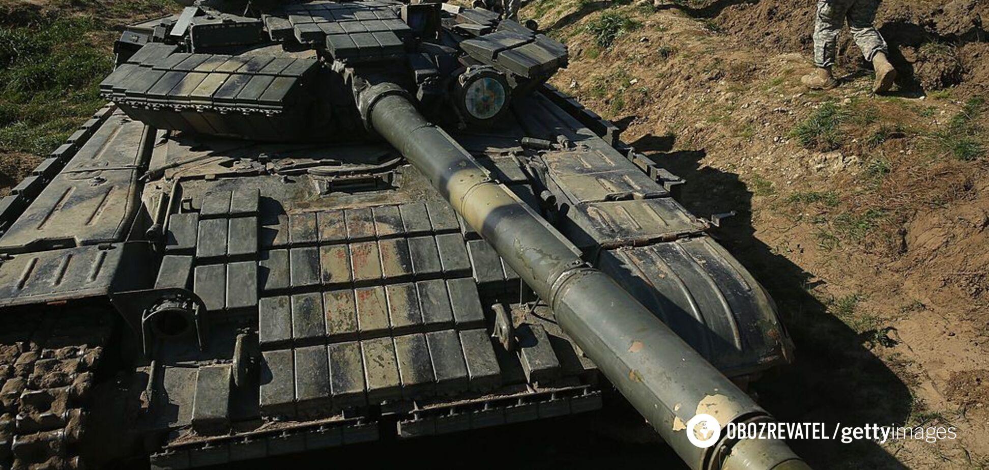 'Лучшие среди лучших!' ВСУ на видео показали мощь украинских танков