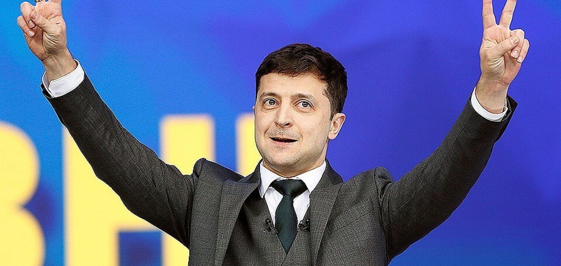 'Какой сюр!' В Украине начали продавать бюсты Зеленского с позолотой