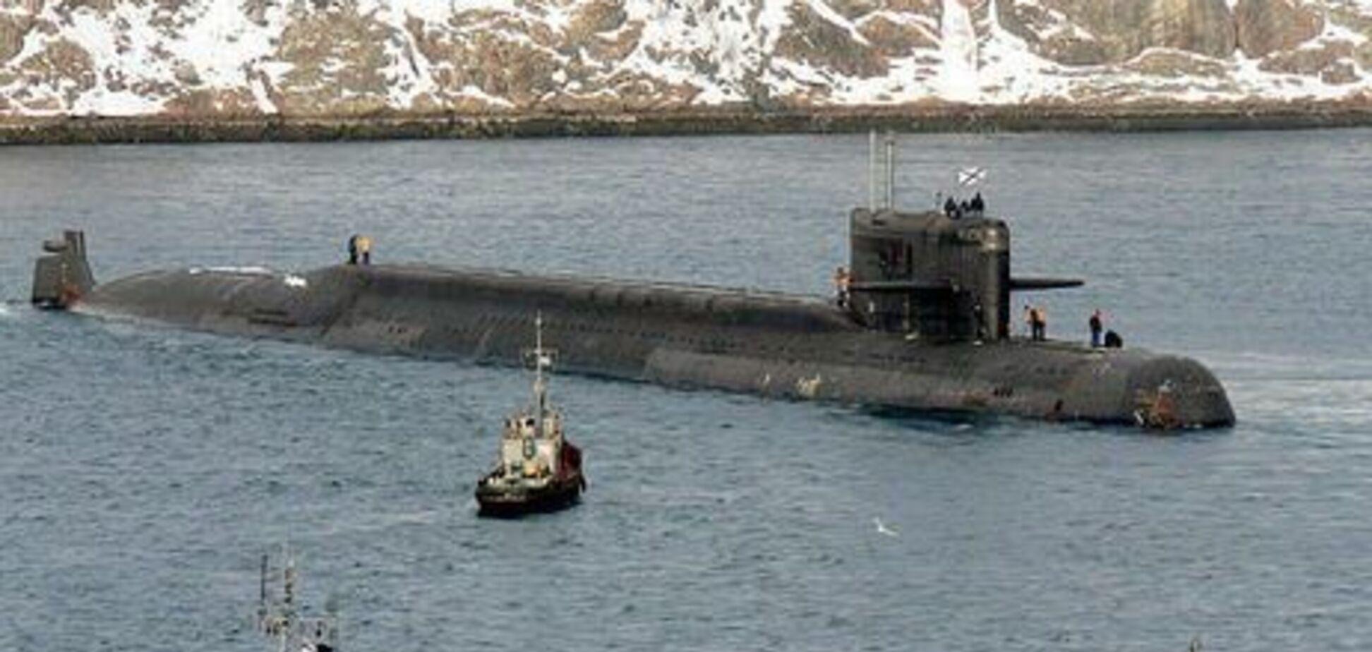 Подводники на 'Лошарике' погибли из-за Украины?