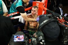 Российский тренер обвинил в смерти Дадашева американца