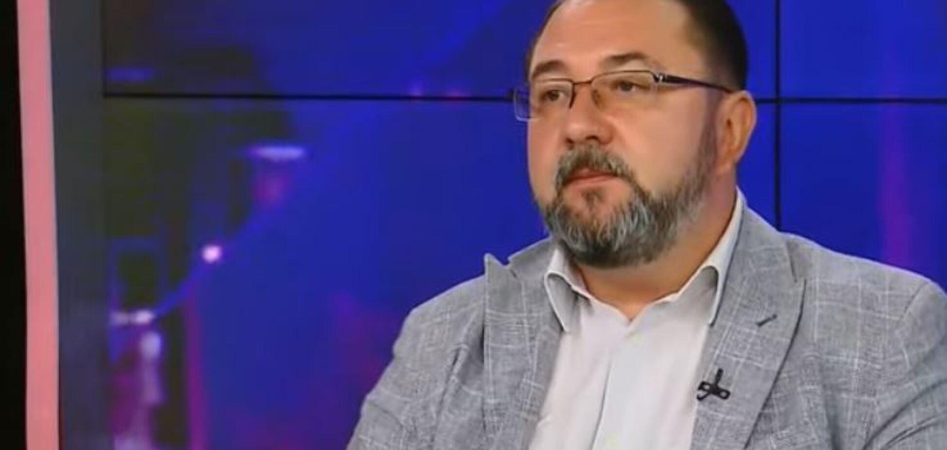 Потураев назвал шуткой желание 'швырнуть' бомбу на Москву