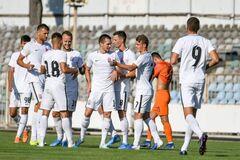 'Заря' в историческом матче с победы стартовала в еврокубках