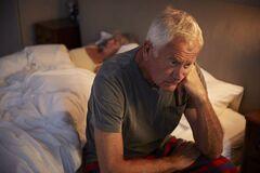 Названа опасность приема снотворных для пожилых людей