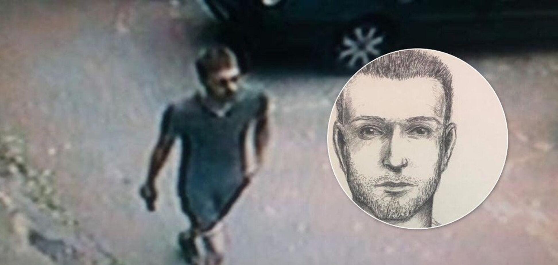 В Киеве педофил напал на ребенка в подъезде: фото мерзавца