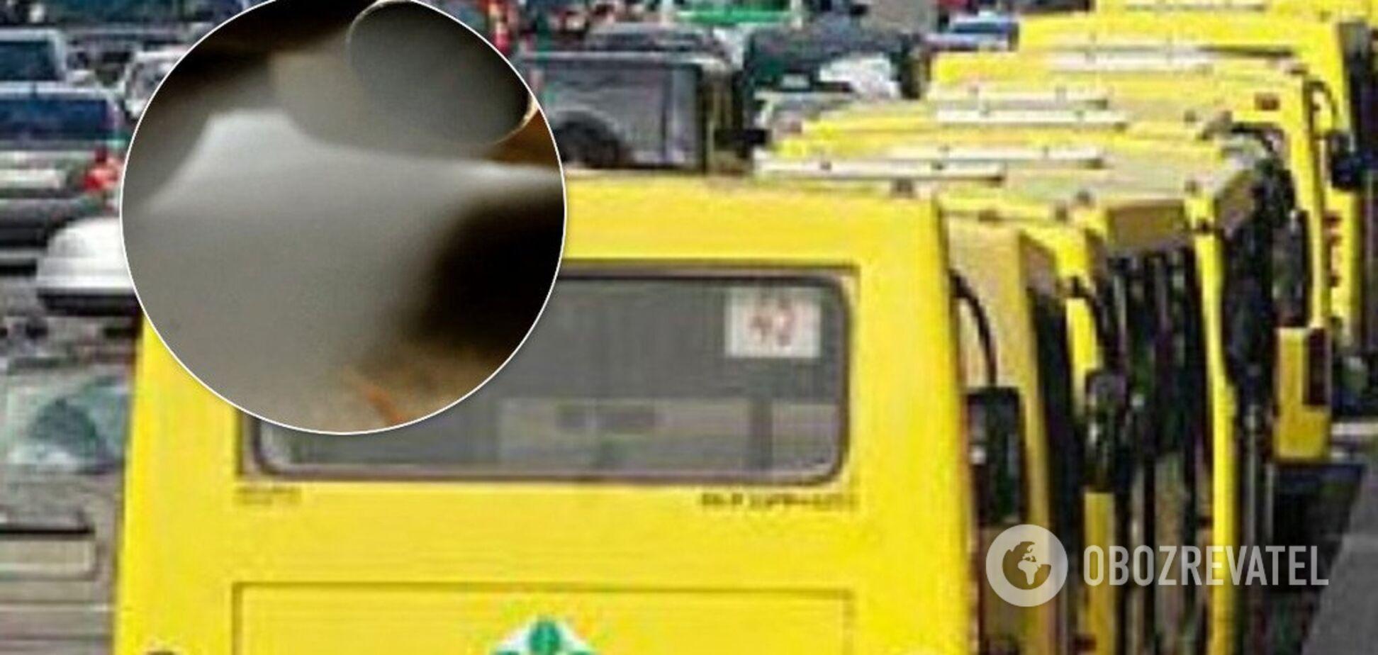 В Киеве бьют тревогу из-за отравленного воздуха: все могут спасти электробусы