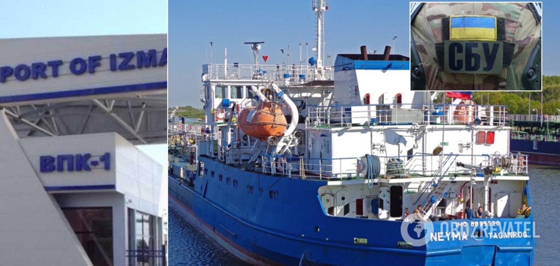 'Ответка' за моряков: СБУ захватила российский танкер