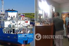 СБУ відпустила російських моряків