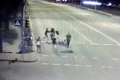 У Києві хулігани жорстоко побили поліцейського