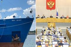 Кремль відповів на захоплення танкера СБУ